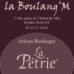 Logo BoulangM