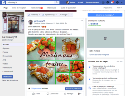 Facebook Boulang'M