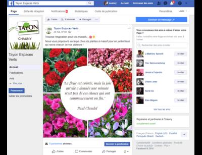 Facebook Tayon